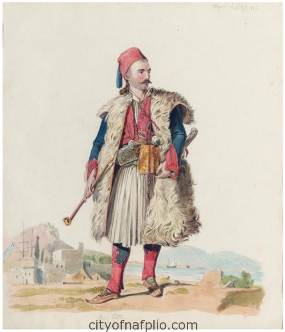 greek-soldier-in-nafplion
