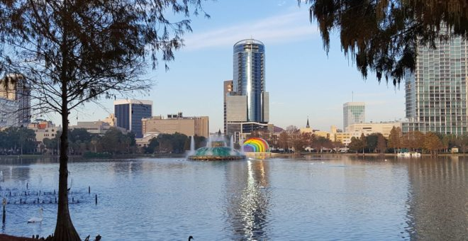 Lake Eola Park City Of Orlando Families Parks And