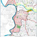 District 4 Map City Of Sacramento