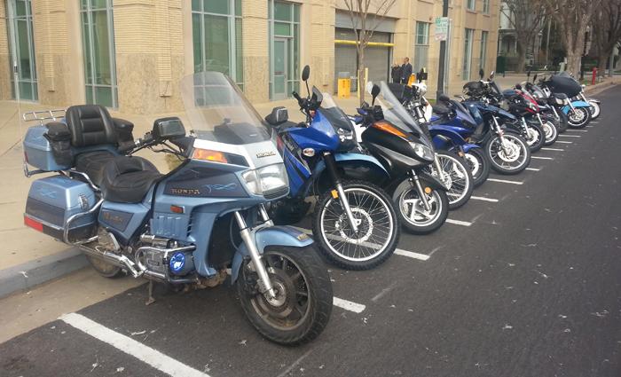 Motorcycle Parking City Of Sacramento
