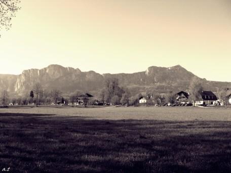 drachenwand mountains