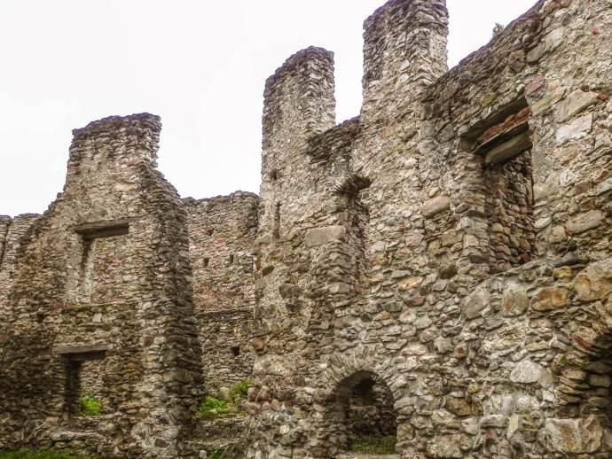 Calnic Fortress, Alba County, Transylvania