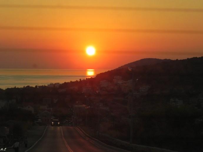 Hvar sunset