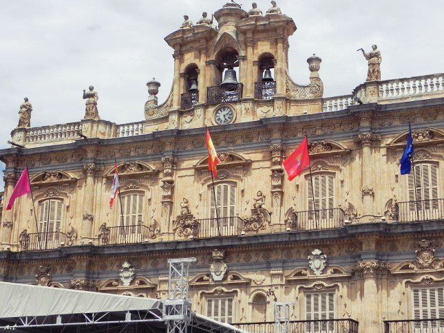 City Hall of Salamanca