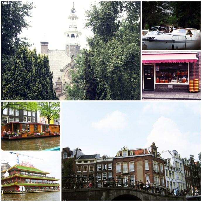 Holland- Amsterdam & Haarlem