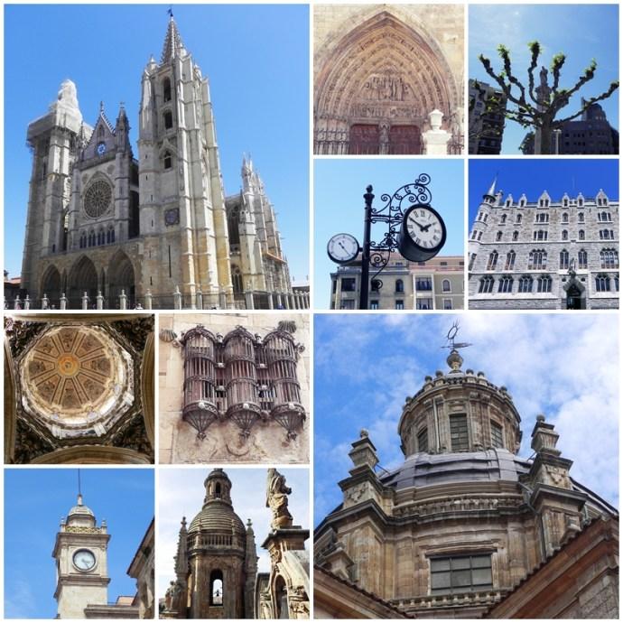 Spain: Leon & Salamanca