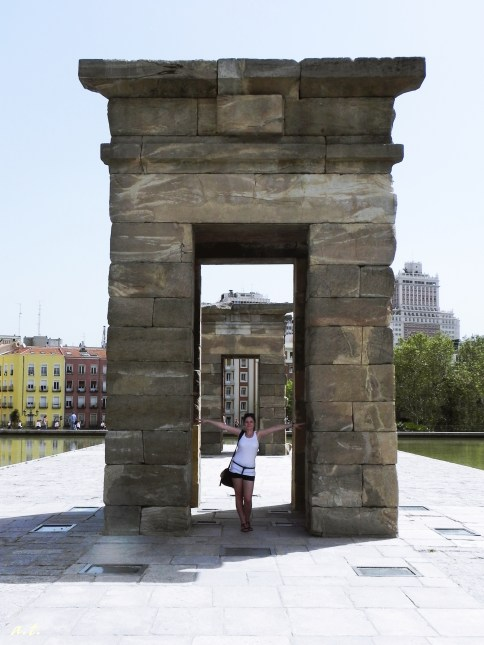 Debod, Madrid