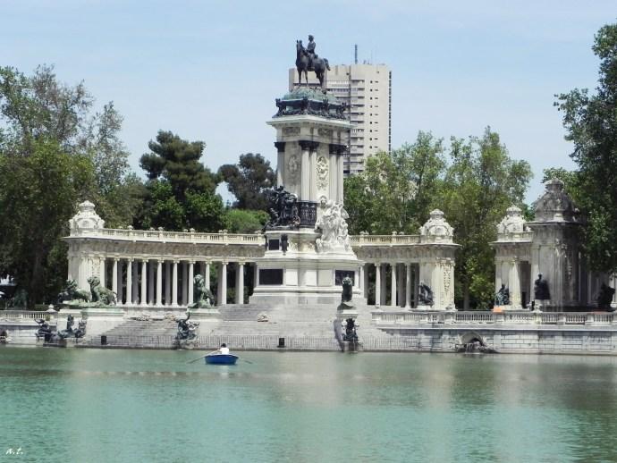 Parque de Retiro, Madrid