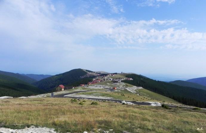 Ranca ski resort