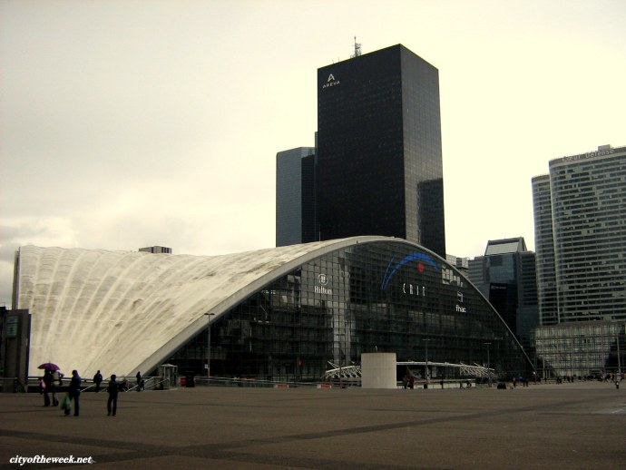 Défense Palace