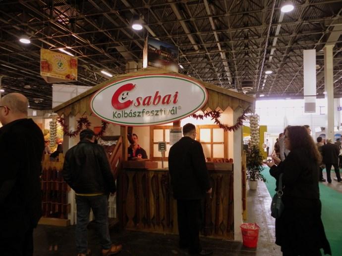 Sausage Festival of Csaba