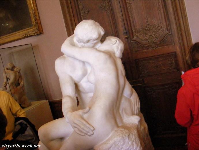 The Kiss (A. Rodin)