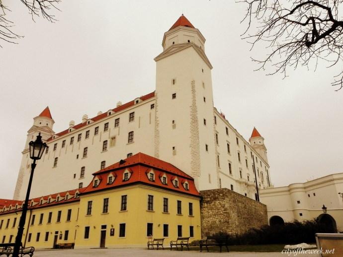 Castle of Bratislava