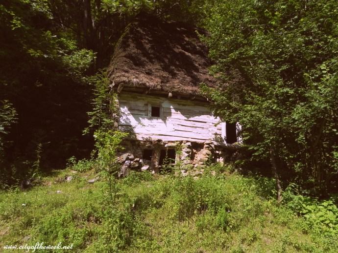 Alba county old farmhouse