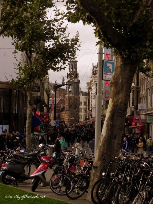 Amsterdam rush