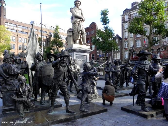 Rembrandt's Men