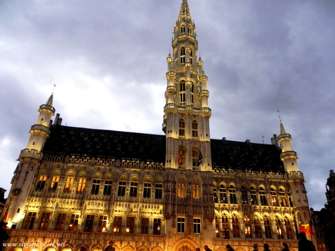 Bruxelles Town Hall