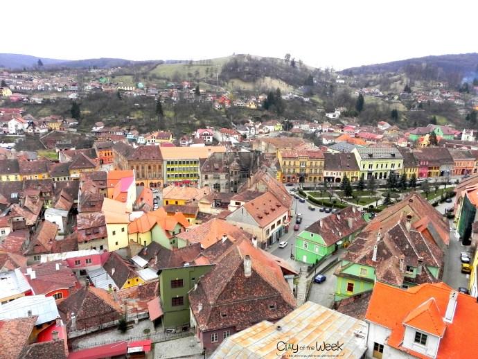 colorful Segesvár