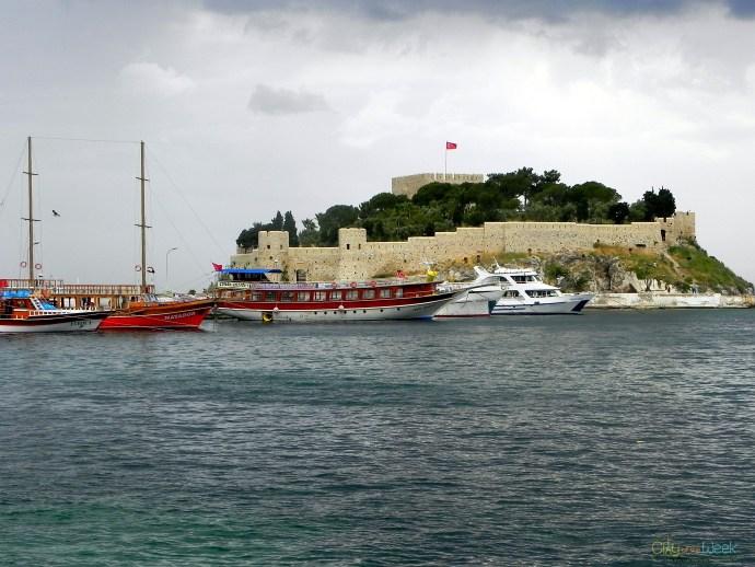Kusadasi fortress