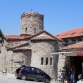 Old church in Nessebar