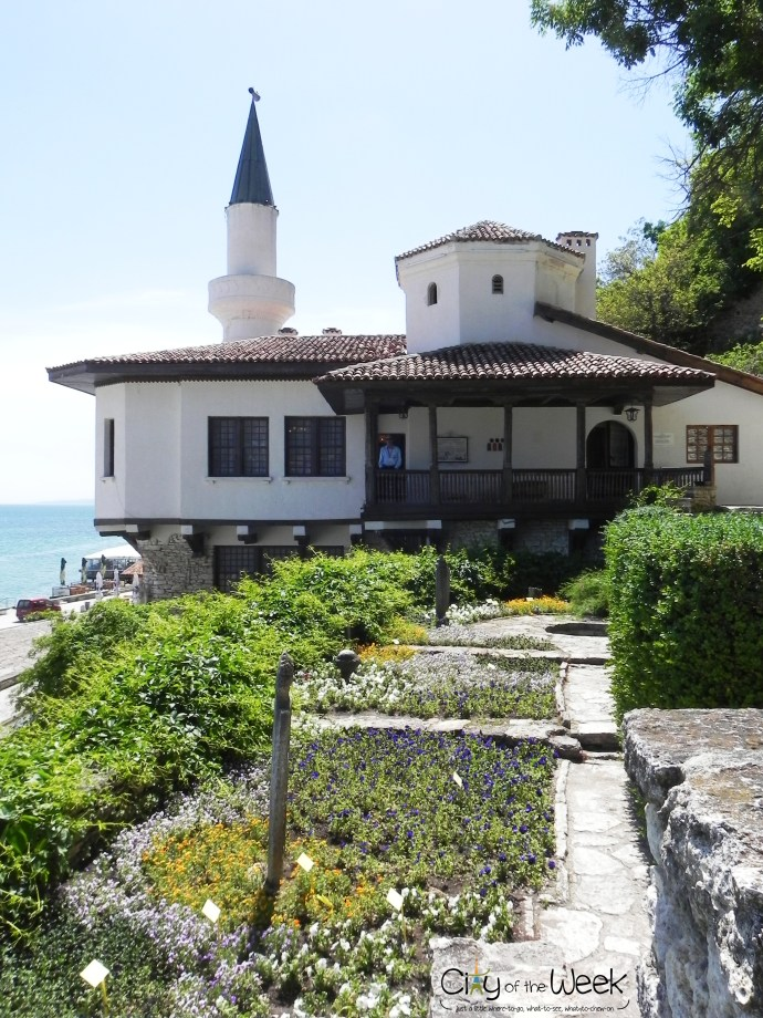 Palace of Balchik