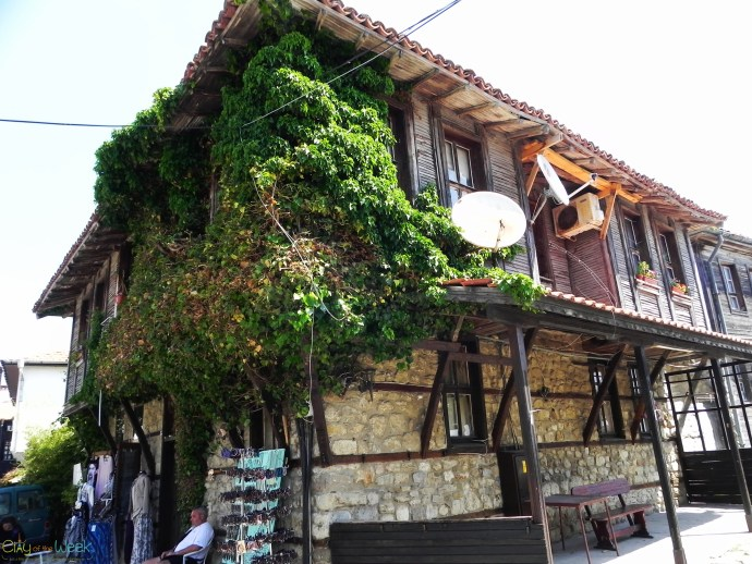 picturesque house in the Old Town of Nessebar