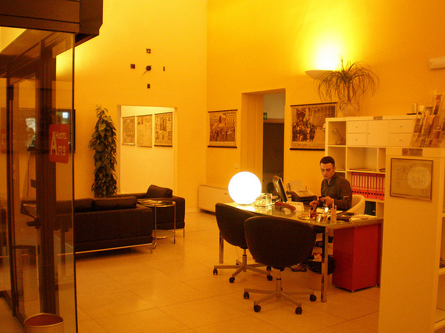 Academy Hostel - image via Flickr by Khalid