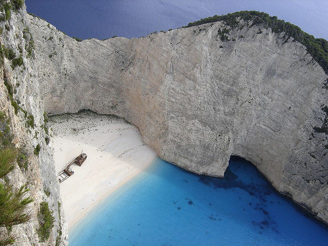 Zakynthos - image via Flickr by Robert Wallace