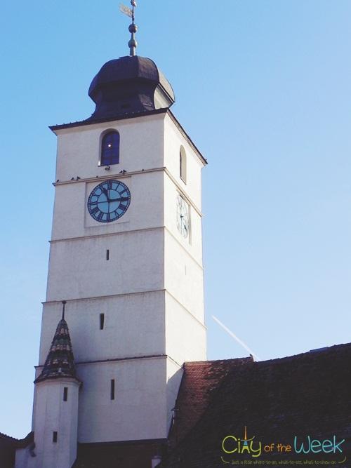 Council Tower Sibiu