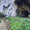 caves along Ordancusa Gorge - Western Carpathians