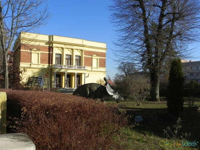 Natural History Museum of Sibiu