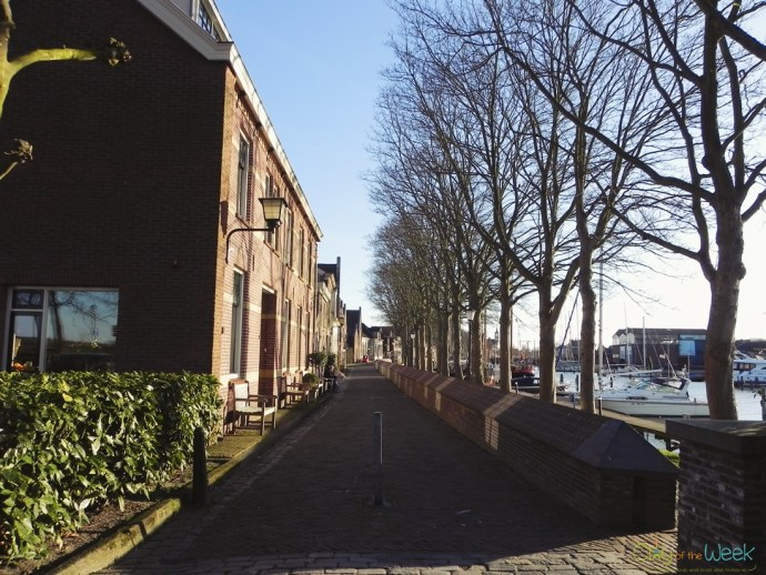 streets of Muiden