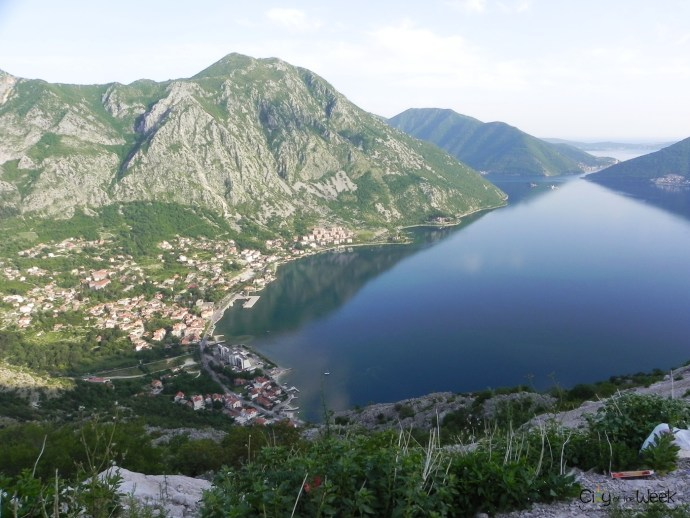 3rd view of Kotor Bay