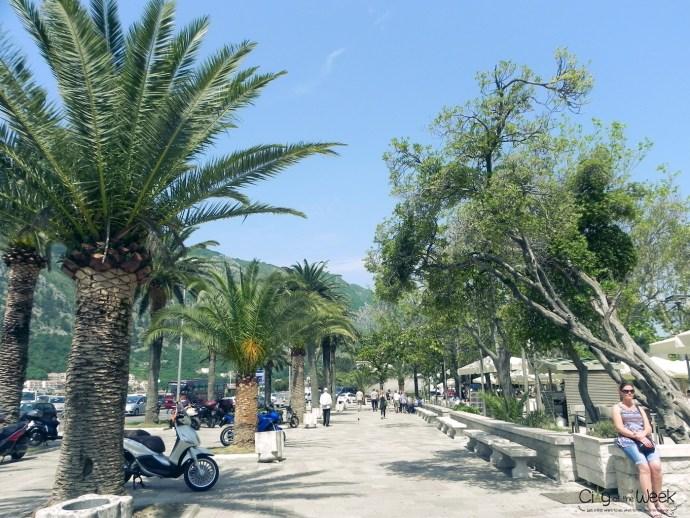 Kotor Promenade, Montenegro