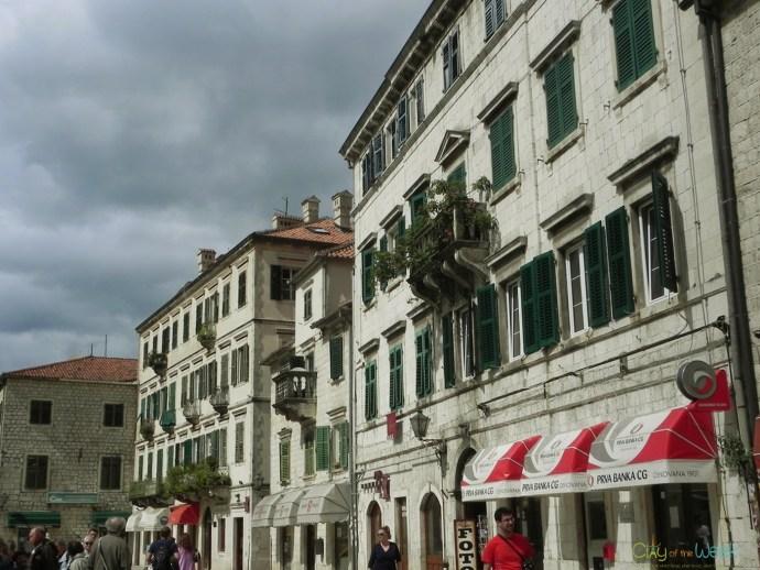 Kotor Old Town Main Square