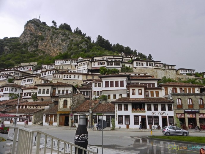 Old Town of Berat, Albania - the town with a thousand eyes (Mangalem)