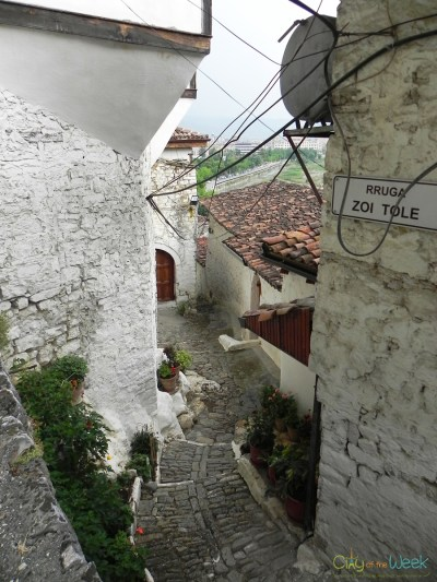 Zoi Tole Street, Berat, Albania