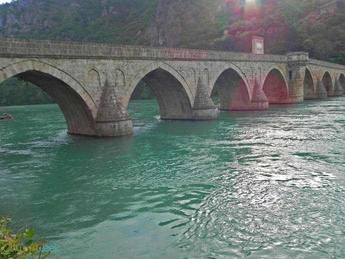 Mehmed Pasa Sokolovic Bridge, Visegrad, Bosnia & Herzegovina