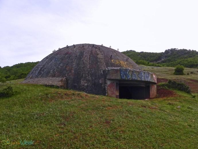 Bunkers of Albania