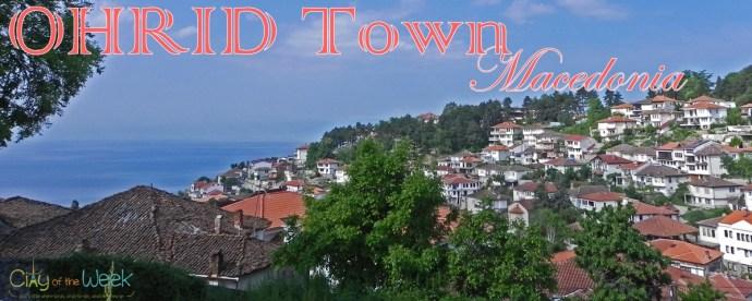 Ohrid Town, Macedonia