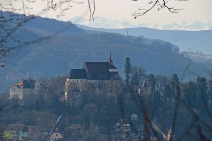 Best View of Sighisoara