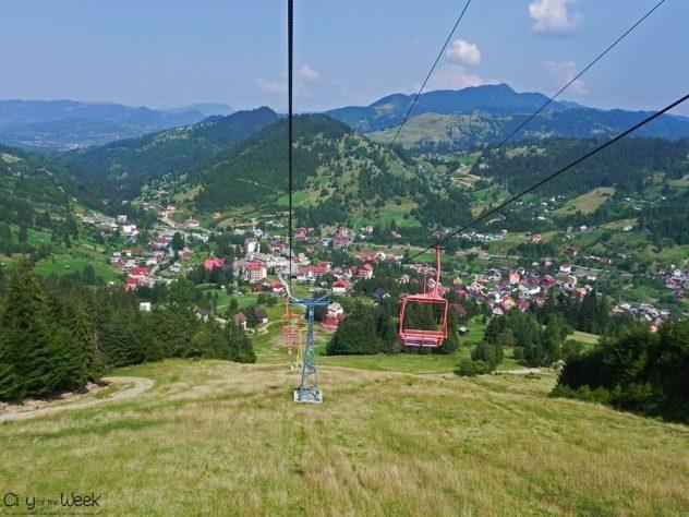 View of Borsa