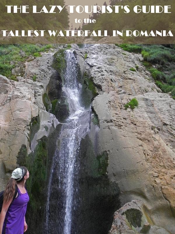 Cailor Falls, Rodnei National Park