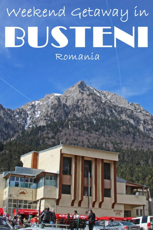 Weekend Getaway in Busteni, Romania
