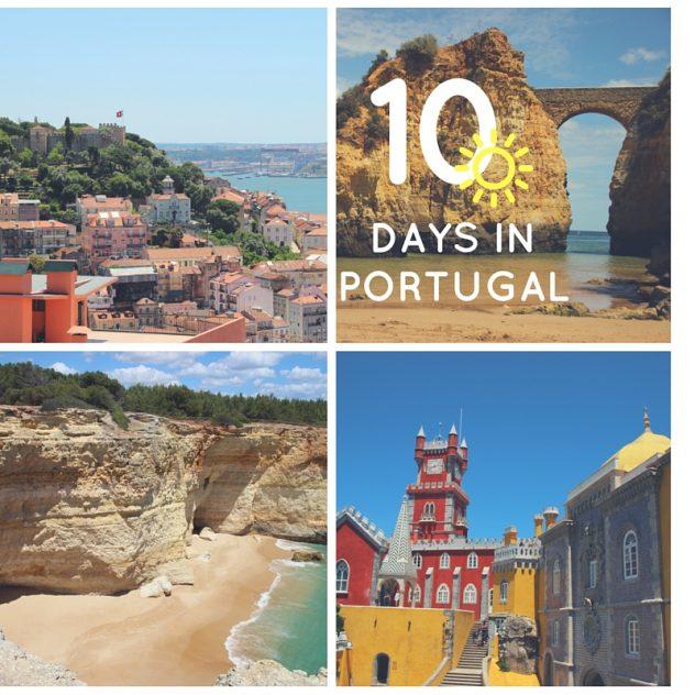 Portugal Trip 10 Days