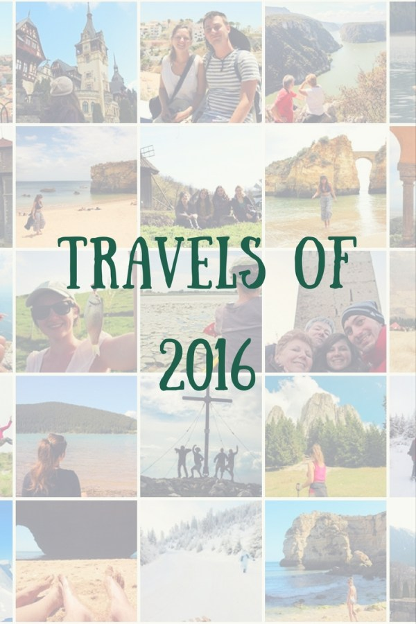 Travels of 2016 CityoftheWeek