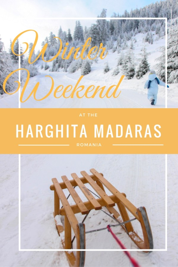 Winter Weekend at Harghita Madaras