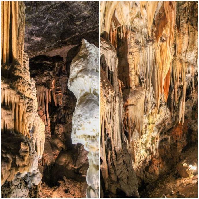 Slovenian karst - Postojna Cave