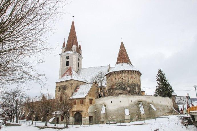 Cristian Church, Sibiu, Romania