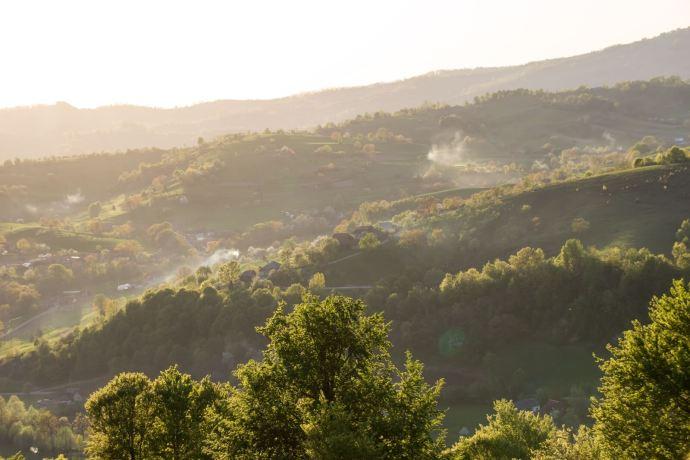 Rosia, Bihor, Western Carpathians, Romania